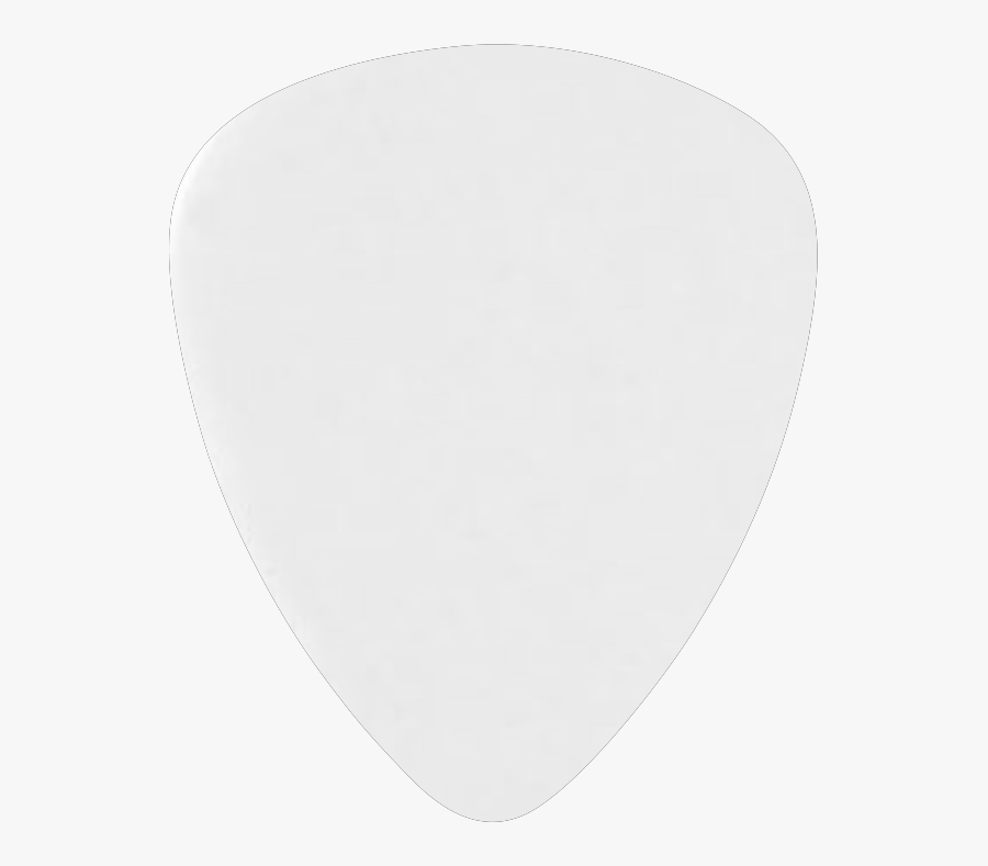 Transparent Guitar Pick Png - Guitar Pick White Png, Transparent Clipart
