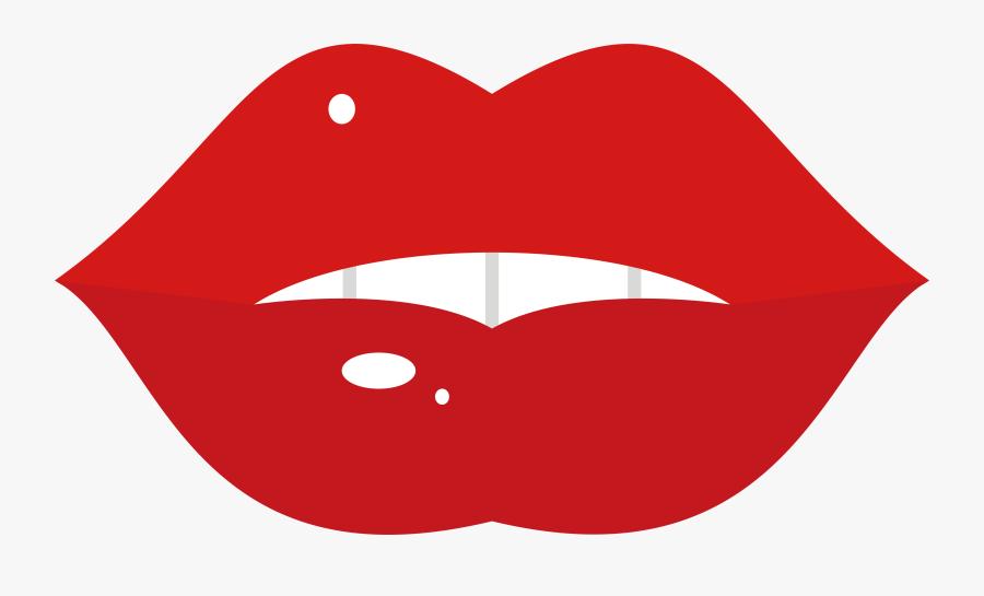 Lips Cartoon clipart - Lips, Red, Mouth, transparent clip art