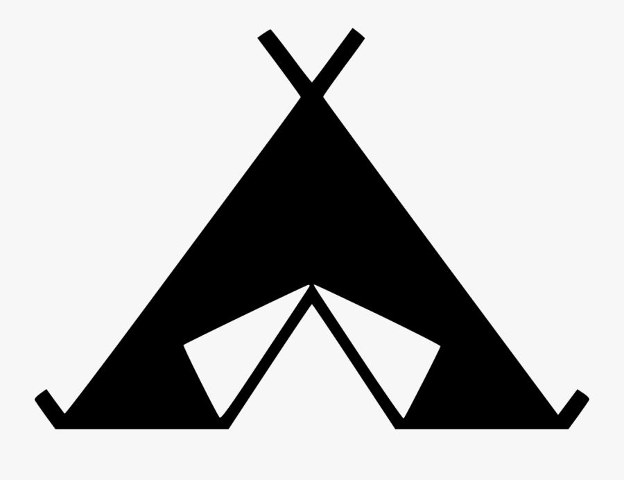 Camping Tent - Camping Tent Icon Png, Transparent Clipart