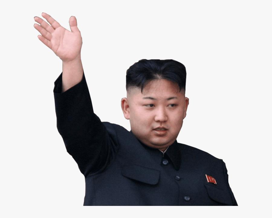 Kim Jong Un Clear Background, Transparent Clipart