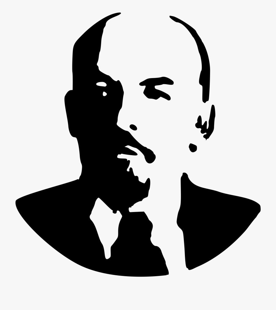 Lenin Clipart, Transparent Clipart