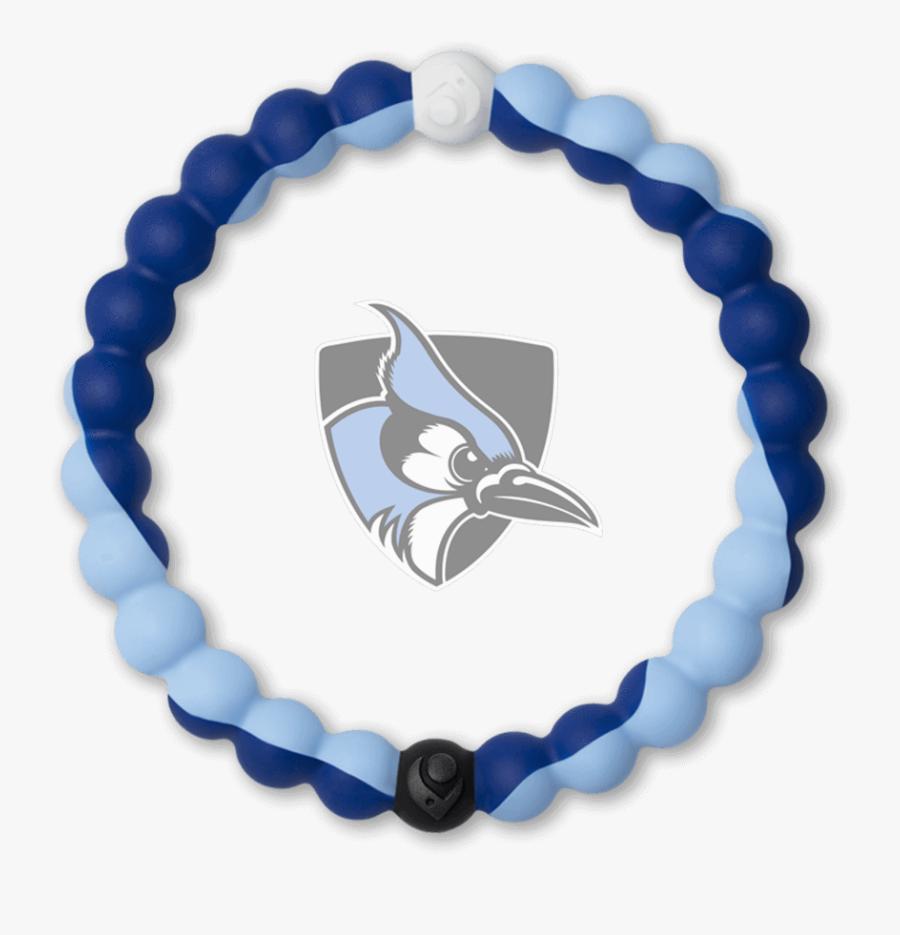 Johns Hopkins™ Lokai - Lsu Lokai Bracelet, Transparent Clipart