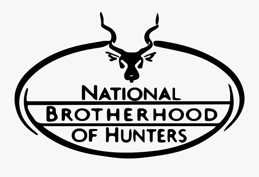 Nbh Main Logo - National Brotherhood Of Hunters, Transparent Clipart