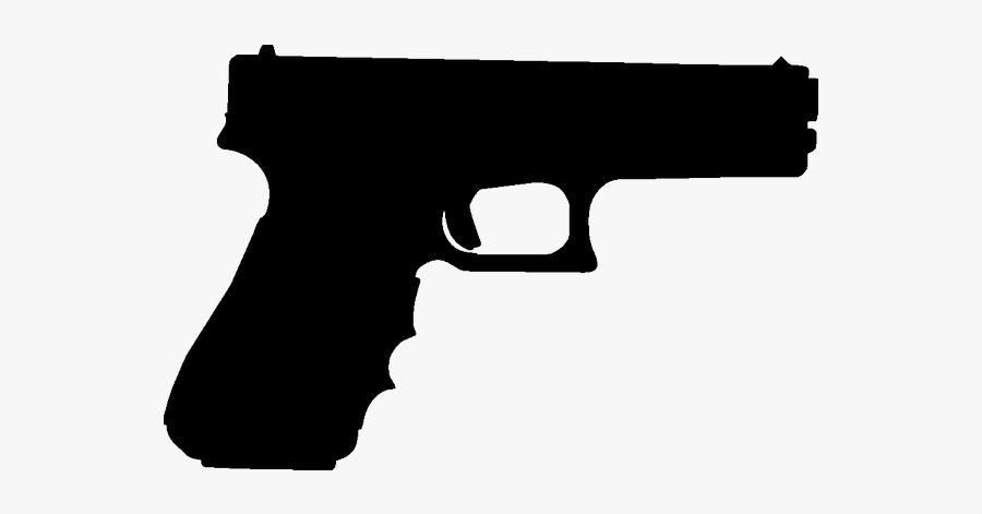 Glock 19 Glock 17 - Glock 17 Gen 4 Grey, Transparent Clipart