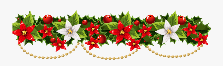 Clipart christmas garland, Clipart christmas garland Transparent FREE for  download on WebStockReview 2020