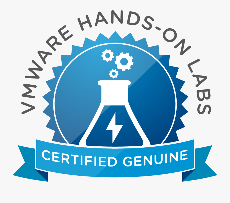 Vmware Hands On Labs Logo, Transparent Clipart