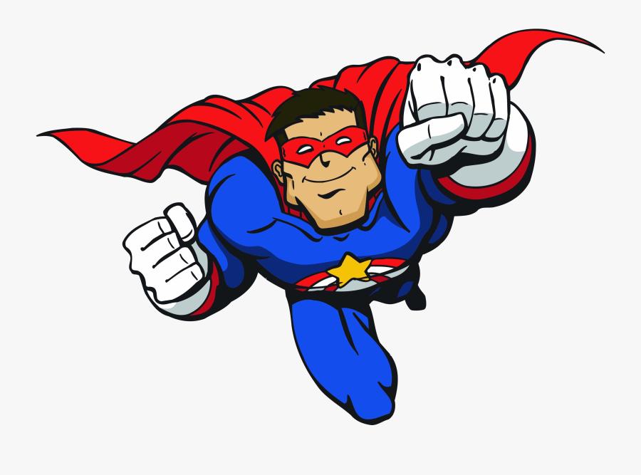 Superhero Female Clipart Free Best Transparent Png - Super Hero, Transparent Clipart