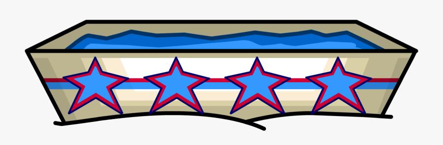 Tub Clipart Baths - Sport Club Penguin Wiki Furniture, Transparent Clipart