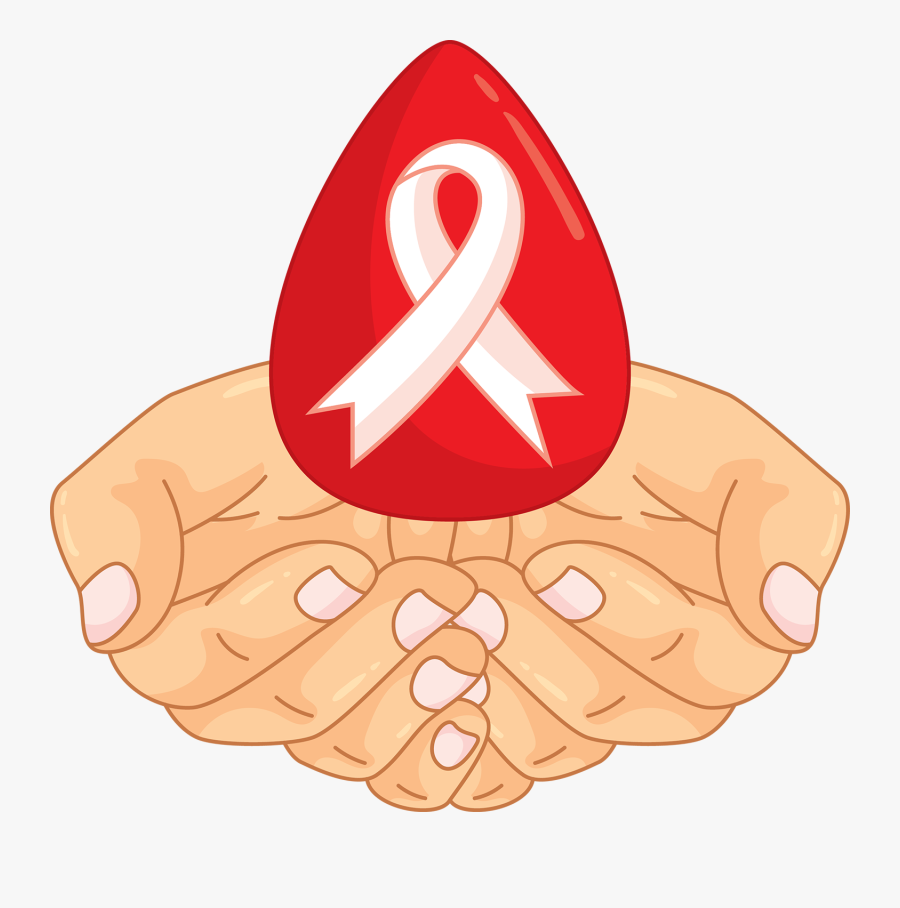 World Aids Day Png Picture - World Aids Day Art, Transparent Clipart