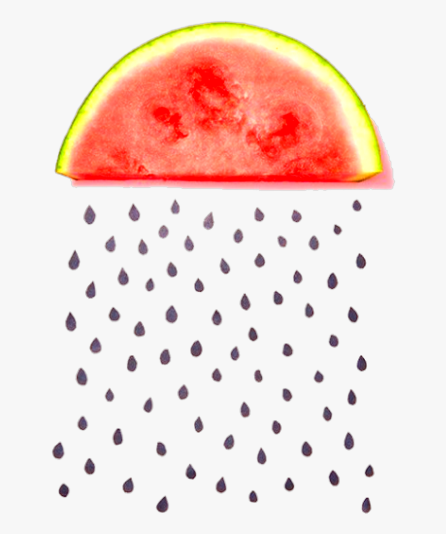 #ftestickers #watercolor #watermelon #seeds - J Crew Gif, Transparent Clipart