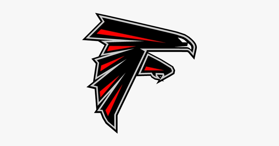 Atlanta Falcons Logo Clipart Free Transparent Png - Fairfield High School Falcon, Transparent Clipart
