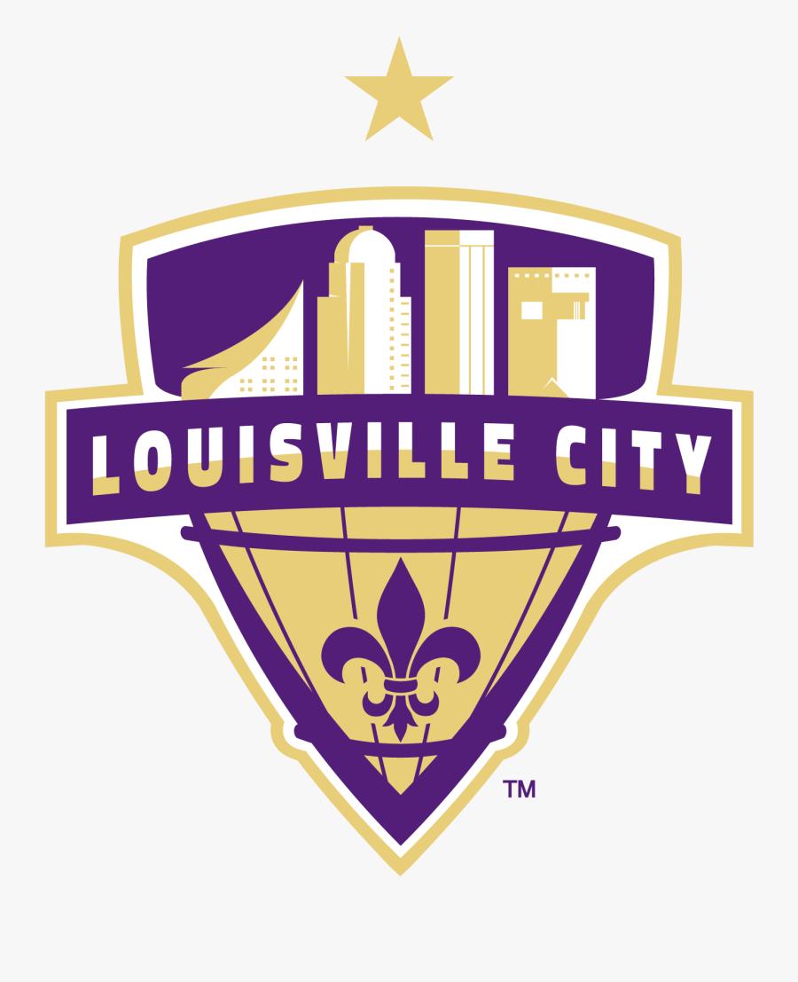 Atlanta United Tickets Transparent Background - Louisville City Fc Logo, Transparent Clipart