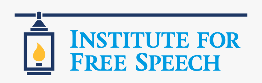 Welcome To The Institute - Institute For Free Speech, Transparent Clipart