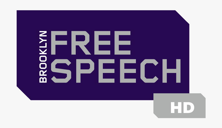 Brooklyn Free Speech Hd, Transparent Clipart
