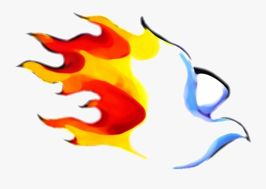 Fire Holy Clipart Transparent Png - Holy Spirit Fire Dove, Transparent Clipart