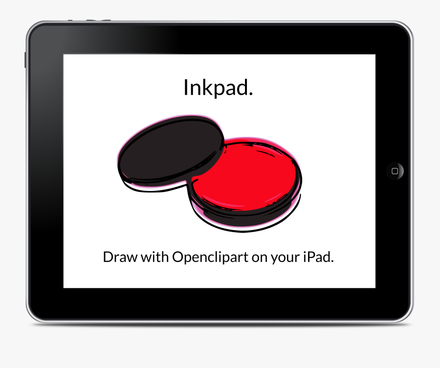 Ipad Clipart My Cute Graphic - Openclipart , Free ...