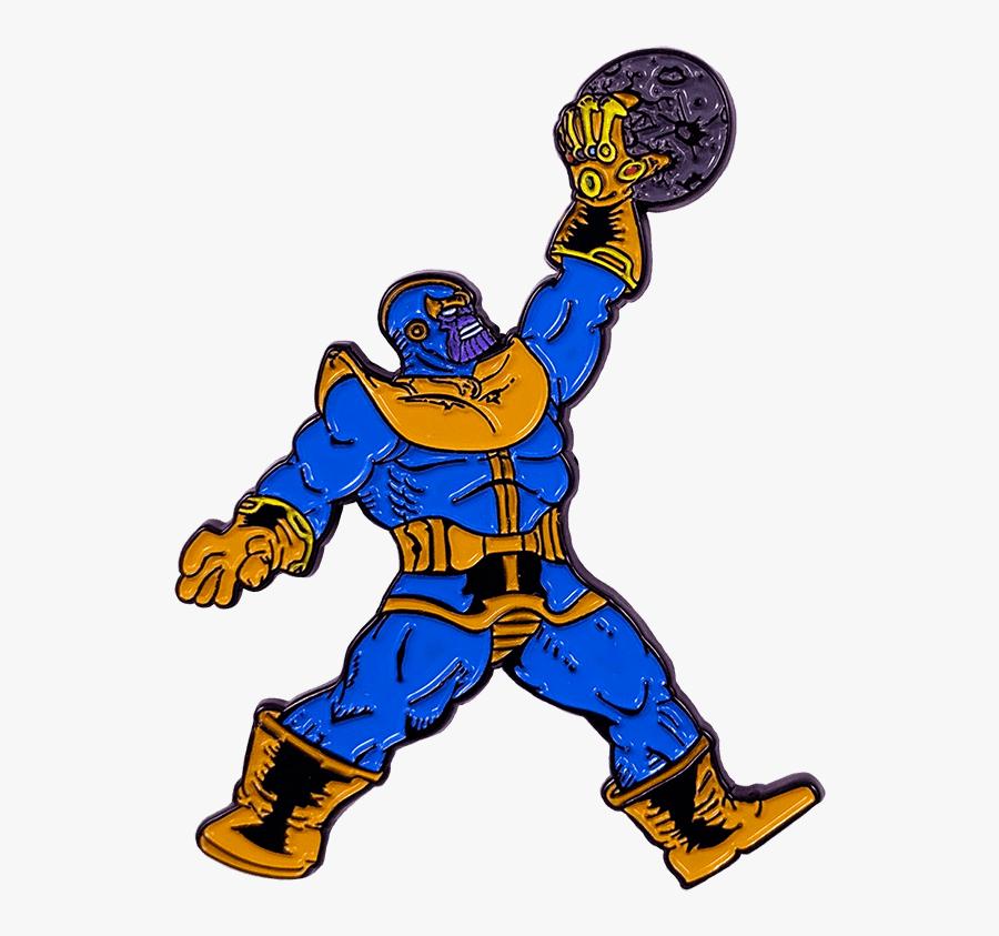Air Thanos, Transparent Clipart