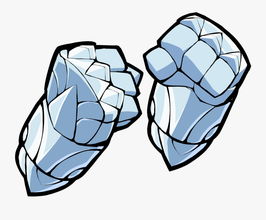 Brawlhalla Gauntlets Clipart , Png Download - Gauntlets Brawlhalla, Transparent Clipart