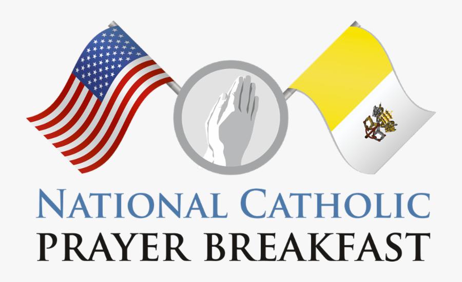 Clip Art Prayer Breakfast Program Outline - National Prayer Breakfast Logo, Transparent Clipart