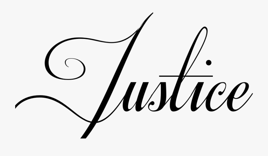 Awesome Justice Lettering Tattoo Design Tattoobite - Rs Lettering Tattoo Design, Transparent Clipart