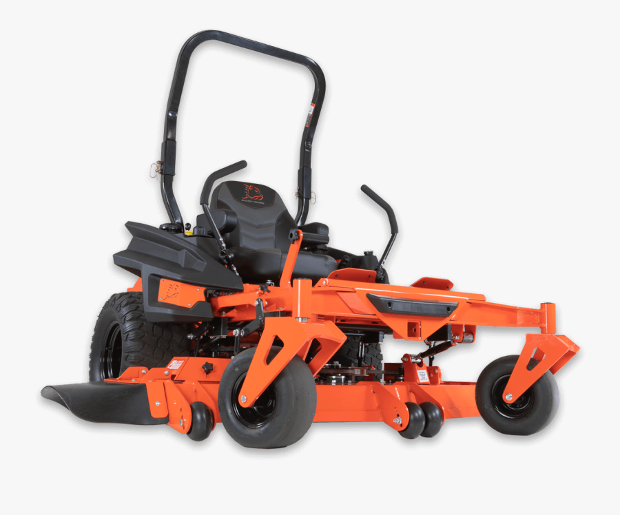 The All New Rebel Commercial Zero Turn Mower From Bad - Bad Boy Renegade Mower, Transparent Clipart
