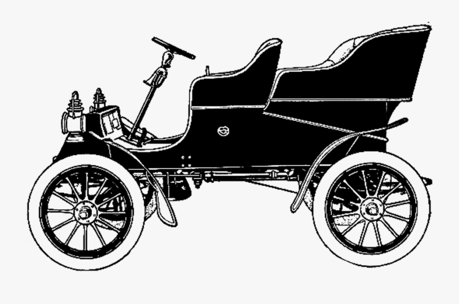 Carriage - Ford Modelo T Png, Transparent Clipart
