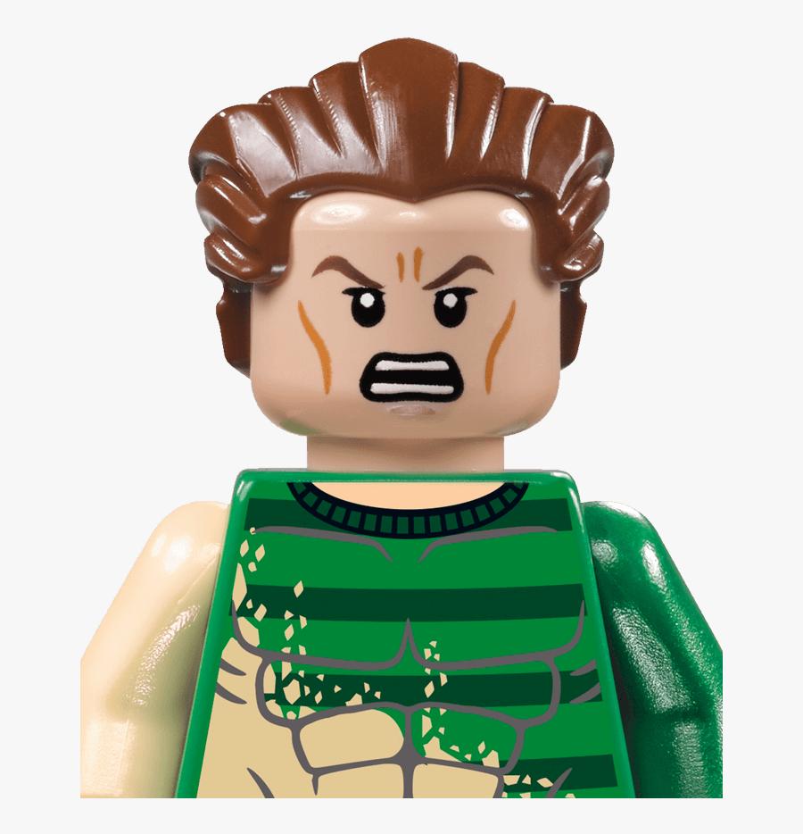 Lego Marvel Character Clipground - Hombre De Arena Lego Marvel, Transparent Clipart
