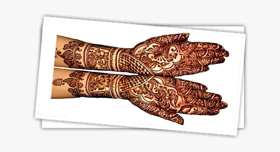 Clip Art Pin By Pankaj Sood - Wedding Party Mehndi Design, Transparent Clipart