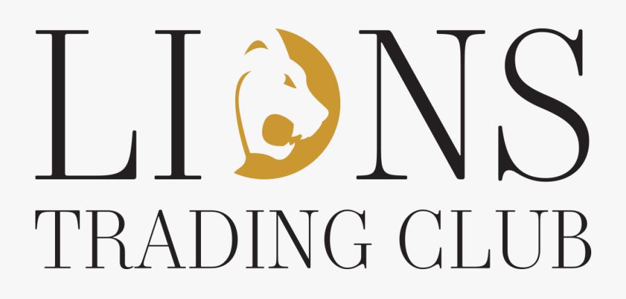Lions Trading Club, Transparent Clipart