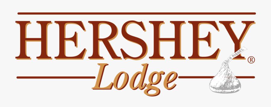 Hershey Clipart Mini - Hershey Lodge Logo, Transparent Clipart