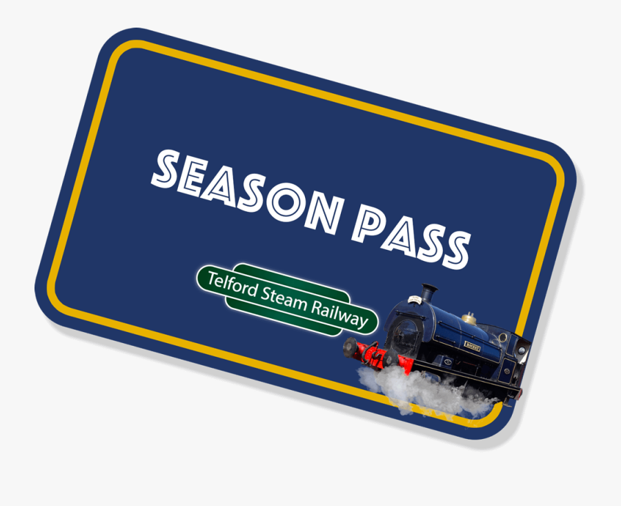 Get Your Season Pass - Sign, Transparent Clipart