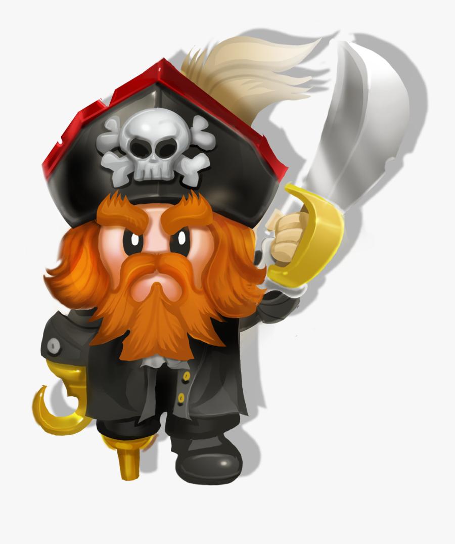 Villains Wiki - Pirate Town Of Salem, Transparent Clipart