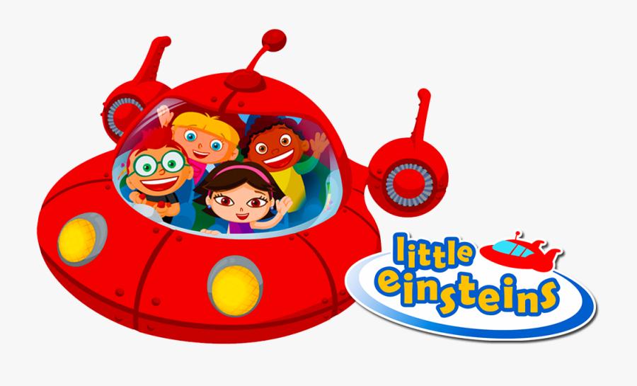 T Shirt Disney Junior - Little Einstein Spaceship, Transparent Clipart