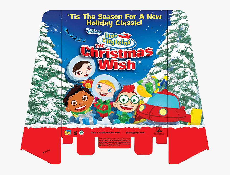 Transparent Little Einsteins Png - Christmas Wish Little Einsteins, Transparent Clipart