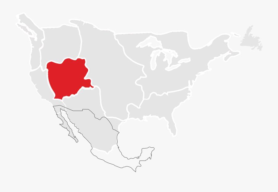 Southwest Airlines Route Map 2019, Transparent Clipart