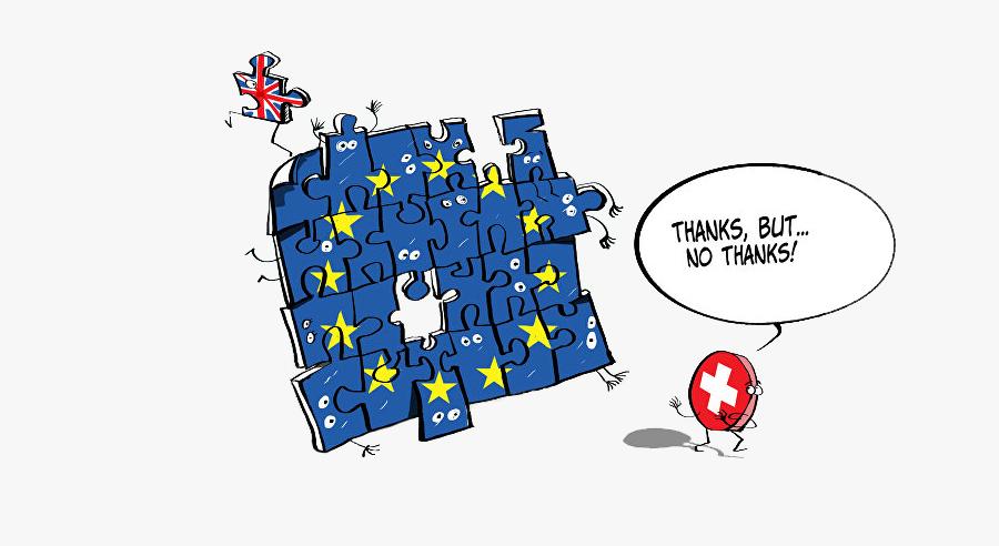 Caricature Puissance Union Européenne, Transparent Clipart