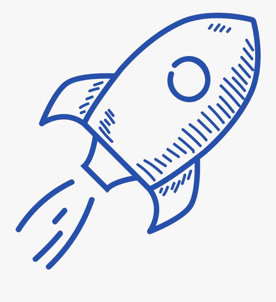 Desenho Para Colorir De Astronave Free Transparent Clipart