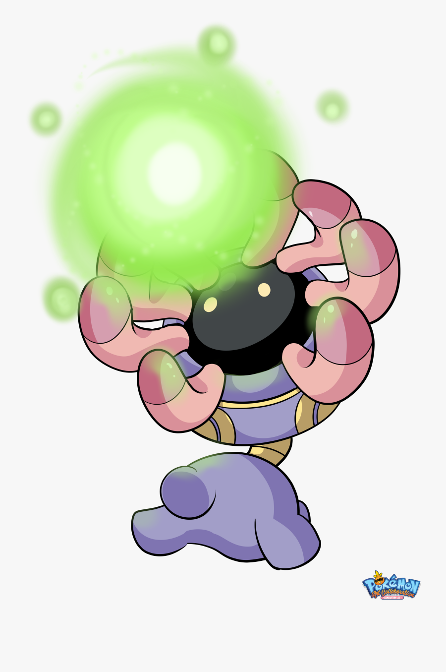 #345 Lileep Used Energy Ball And Stockpile In Our Pokemon - Cartoon, Transparent Clipart