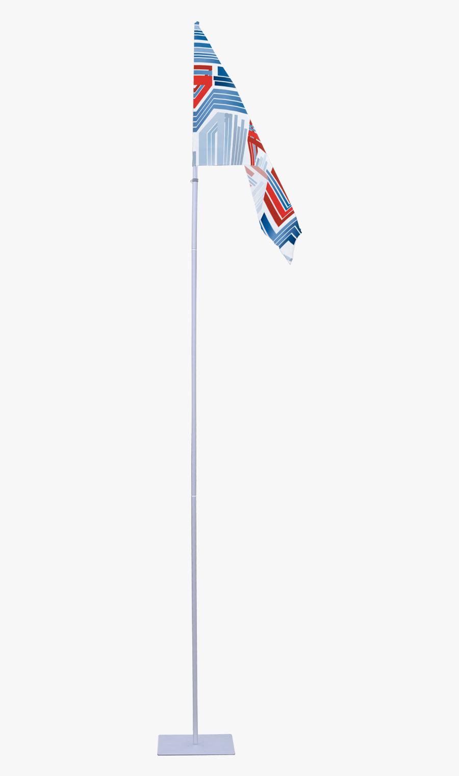Golf Clipart Flag Pole - Flag, Transparent Clipart