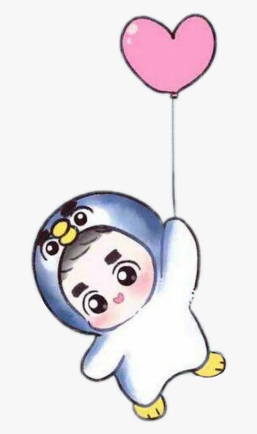 154 1547155 kyungsoo exo kpop cute do exo chibi