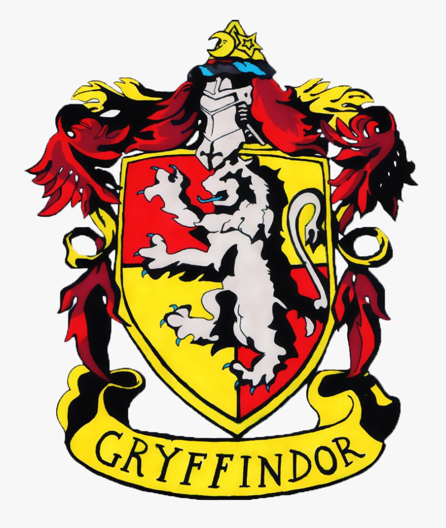 "Godric Gryffindor Harry Potter And The Philosopher""s - Gryffindor Hogwarts Houses, Transparent Clipart"