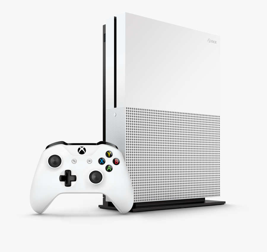 Xbox One S Png - Xbox One S 1080p, Transparent Clipart