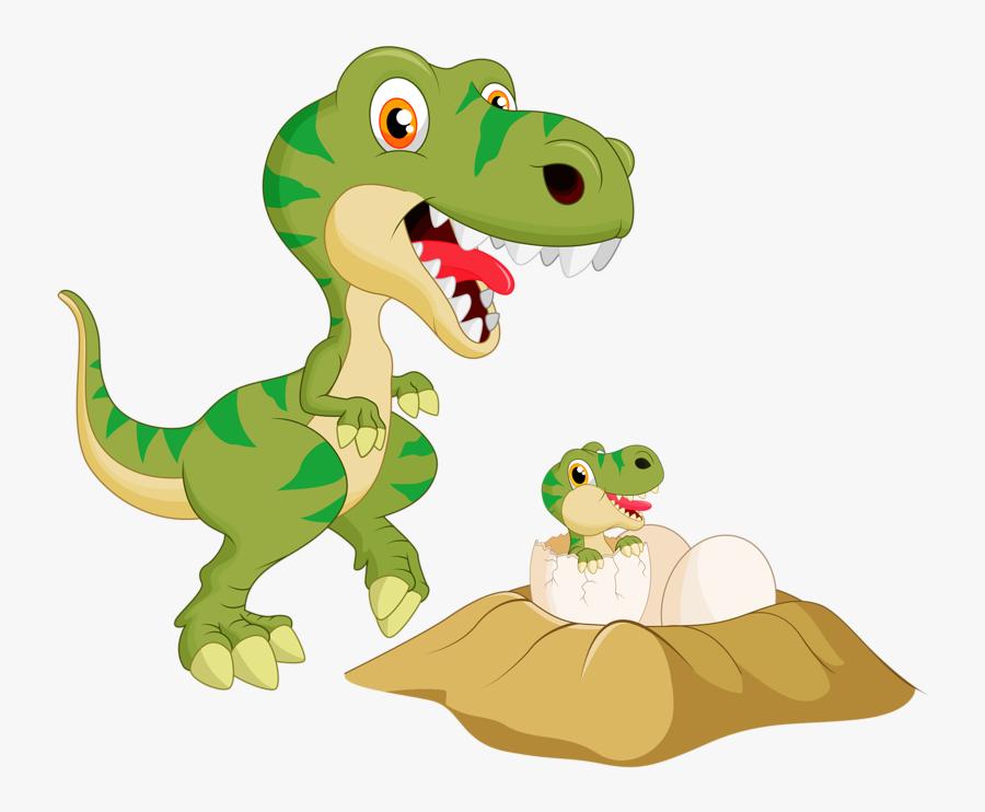 Transparent Dinosaur Egg Png - Cartoon Dinosaur Png, Transparent Clipart