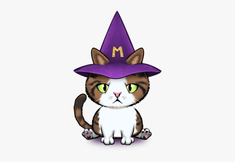 Kitty Snatch Cute Cat Stickers Messages Sticker-2 - Cartoon, Transparent Clipart