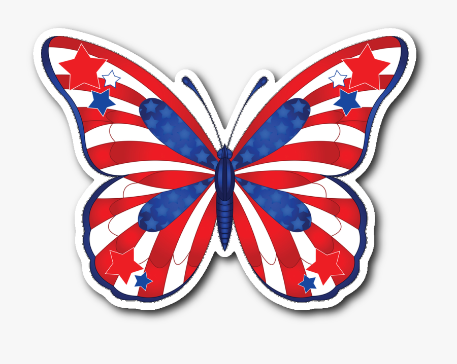 Different Colors Of Butterfly, Transparent Clipart
