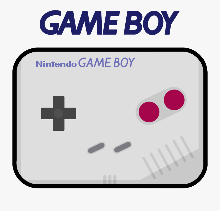 Monthly Retro Gaming Subscription Box Nintendo, Sony, - Game Boy, Transparent Clipart