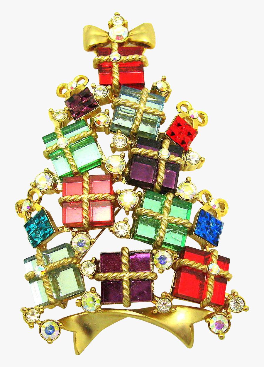 Clip Art Vintage Avon Fourth Annual - Christmas Ornament, Transparent Clipart