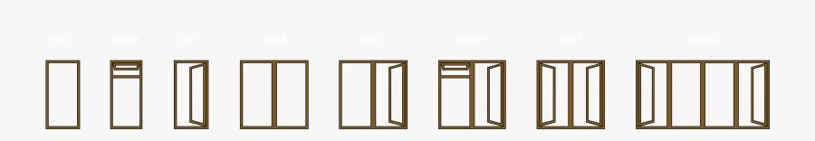 Door, Transparent Clipart