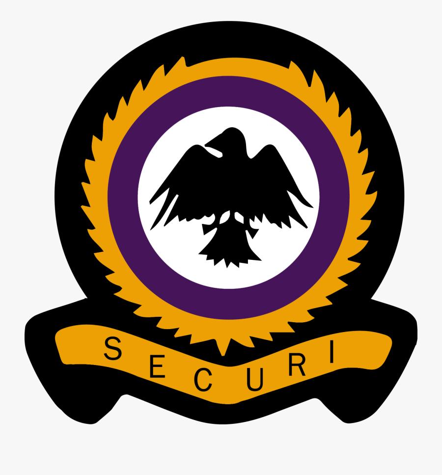 Securi Logo Illustration Modification - Security Guard Company Logo, Transparent Clipart