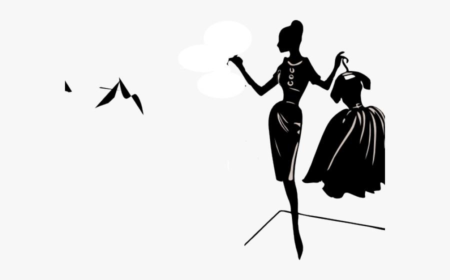Fashion Clipart Fashion Girl - Fashion Clip Art, Transparent Clipart